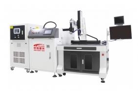 自动激光打标机厂家谈谈光纤激光焊接机操作前的准备