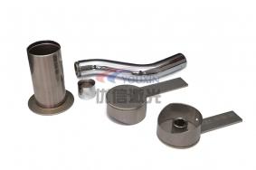 根据激光焊接机机床的移动,从而形成焊接