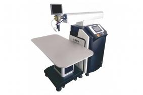 光纤激光打标机生产加工金属品关键优势