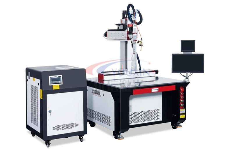 YX-GQZ-光纤直出焊接机